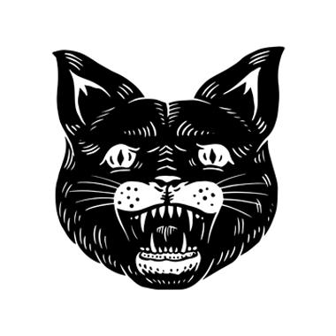 black_cat_sticker