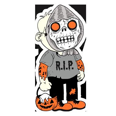 death_grimm_sticker